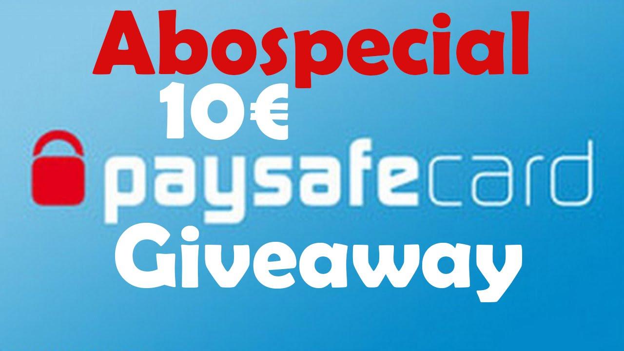 10€ paysafecard