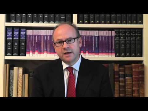 General introduction to statutes