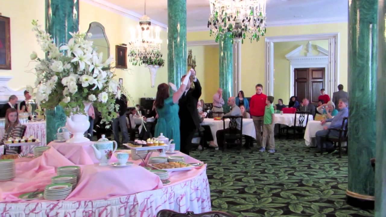 Tea Rooms In Virginia