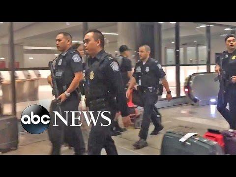 LAX Active Shooter False Alarm Causes Chaos Mp3