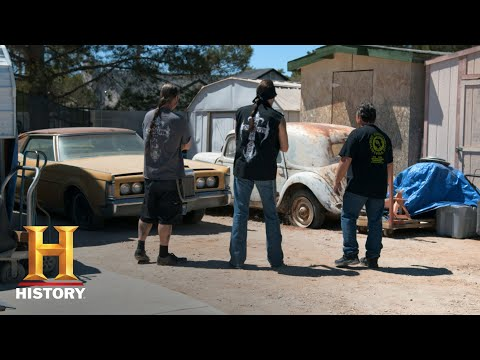 Counting Cars: Dean's Classic Collection (Season 7, Episode 13) | History