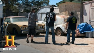 Counting Cars: Dean