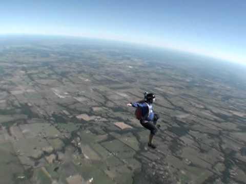Jedd's Free Fly Sky Dive Dallas