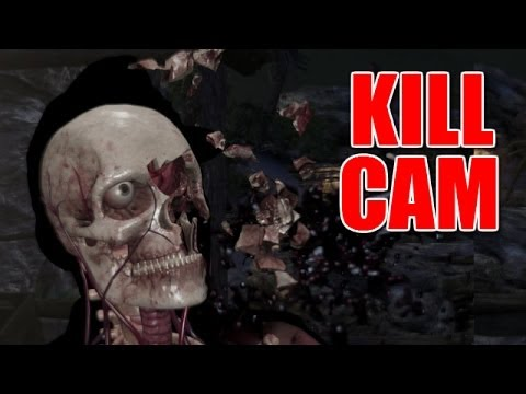 Sniper Elite 3 - Top 10 Bullet Kill Cam - New Exclusive PS4 HD Gameplay