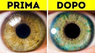 7 Cose che Possono Cambiarti il Colore degli Occhi