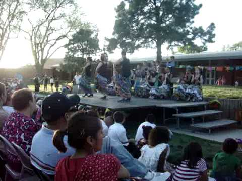 Alvarado Elementary School - National Institute of Flamenco