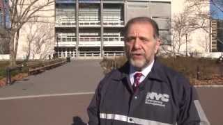 NYC Emergency Management — Winter Weather Safety Tips with Commissioner Esposito