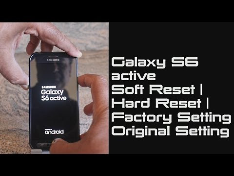how to change default video on galaxy s6