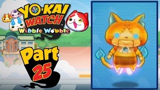 Yo-Kai Watch Wibble Wobble - Part 25 | Befriending Goldenyan! [English Gameplay]