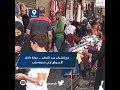 مع إقتراب عيد الفطر ... جولة داخل الأسواق في مدينة حلب