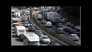 Accident autoroute A7: la circulation a repris, lourd bilan