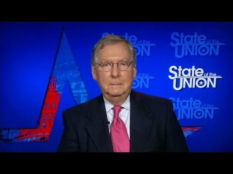 Sen. Mitch McConnell on State of the Union: Full Interview