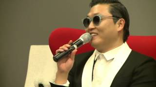 Psy says 'Gangnam Style' not his success