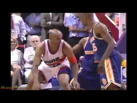 NBA Duels: Charles Barkley Vs Chris Webber 1994 Playoffs, Game 2