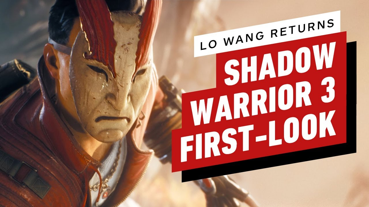 Shadow Warrior 3 Preview: Blending Doom, Duke Nukem, and a Samurai Sword - IGN