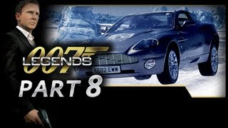 007 Legends Walkthrough - Mission #4 - Die Another Day (Part 1) [Xbox 360 / PS3 / Wii U / PC]