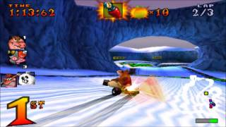 Crash Team Racing - Polar Pass HQ