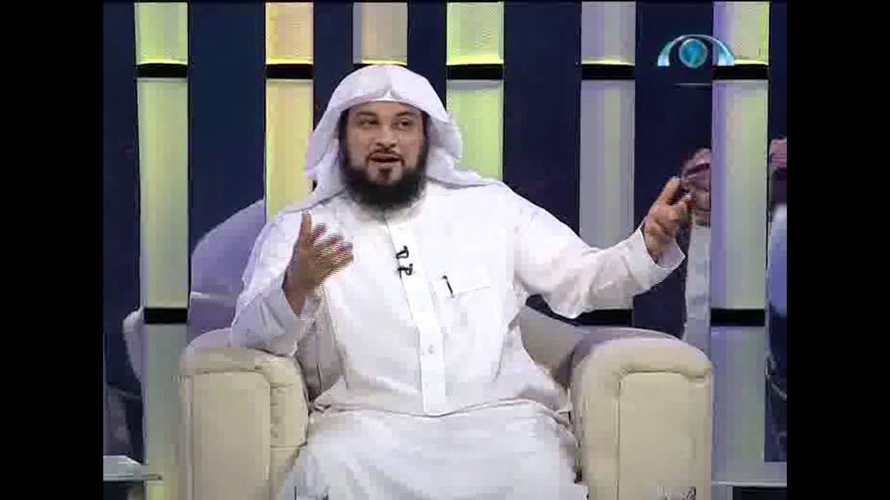 د. محمد العريفي: مرحبا بمن عاتبني فيه ربي l د. محمد العريفي