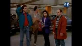Seinfeld - Parking garage episode