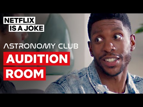 """""""Audition Room"""" Full Sketch 