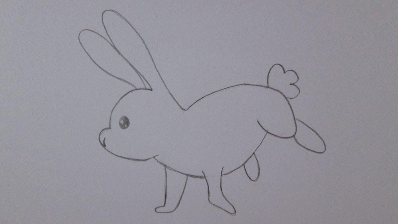 como desenhar um coelho youtube