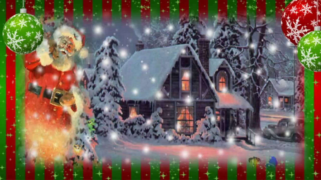 Marshmallow world christmas song