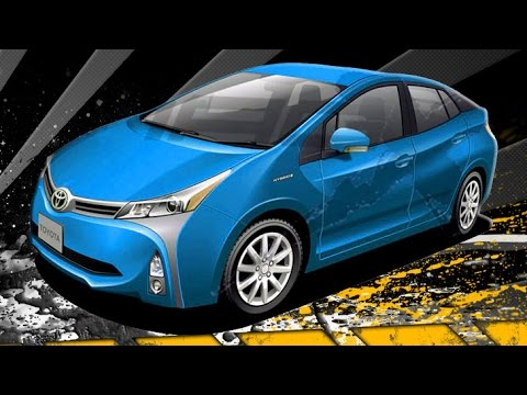 2016 toyota prius review rendered price specs release date youtube. Black Bedroom Furniture Sets. Home Design Ideas