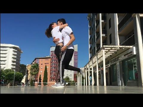 Los mejores BAILES con pareja (tutting, shuffle) 4
