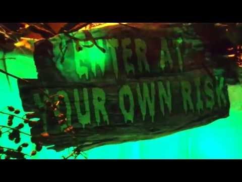 #jomkitalari - Highlights from Ghostbusters Slime Night Run