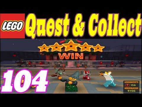 PVP WINS AFTER BRICKS UPGRADE & TEAM CHANGES - LEGO QUEST & COLLECT - LET'S PLAY #104