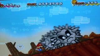Super Paper Mario Glitches