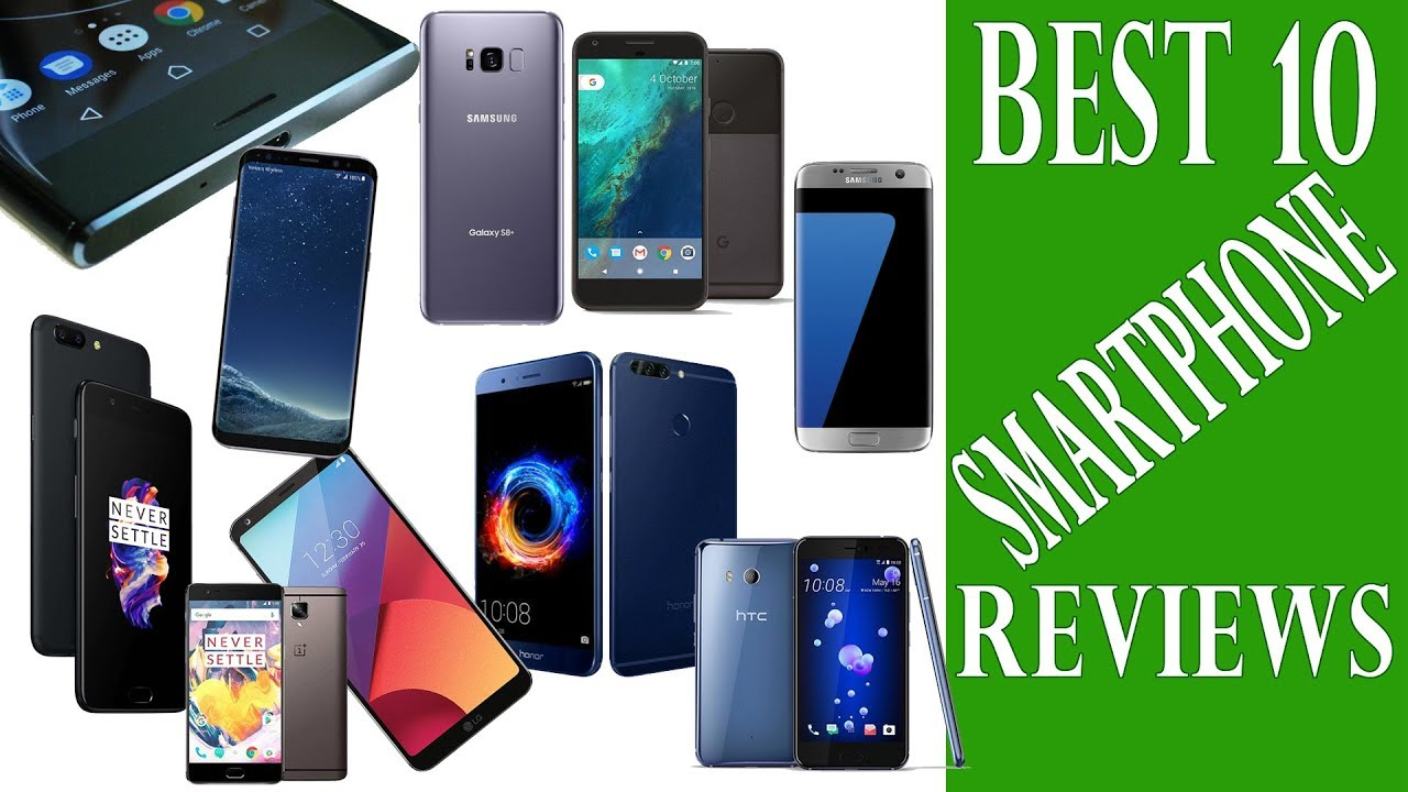 Best 10 Android Mobile Phones Reviews in October 2017 ...