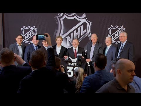 Seattle Awarded National Hockey League's 32nd Franchise