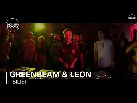 Greenbeam & Leon Boiler Room Tbilisi DJ Set
