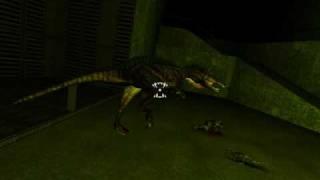 Carnivores Cityscape Dino #11-Rescue on the Run