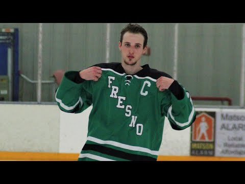 Cody Key interview after breaking the all-time goal scoring record for the Fresno Monsters