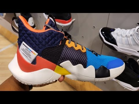 a3e5805dd93e RUSSELL WESTBROOK S JORDAN WHY NOT ZER0.2 SNEAKER IN STORE REVIEW