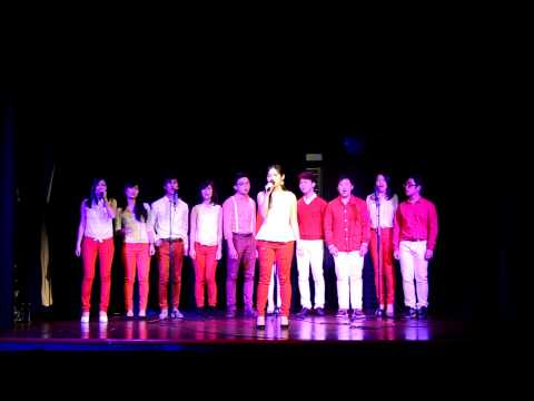 You make me want to fall in love (A Cappella version) - The Mockingbird Annual Concert 2013