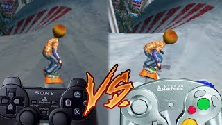 PlayStation 2 vs Gamecube - SSX Tricky