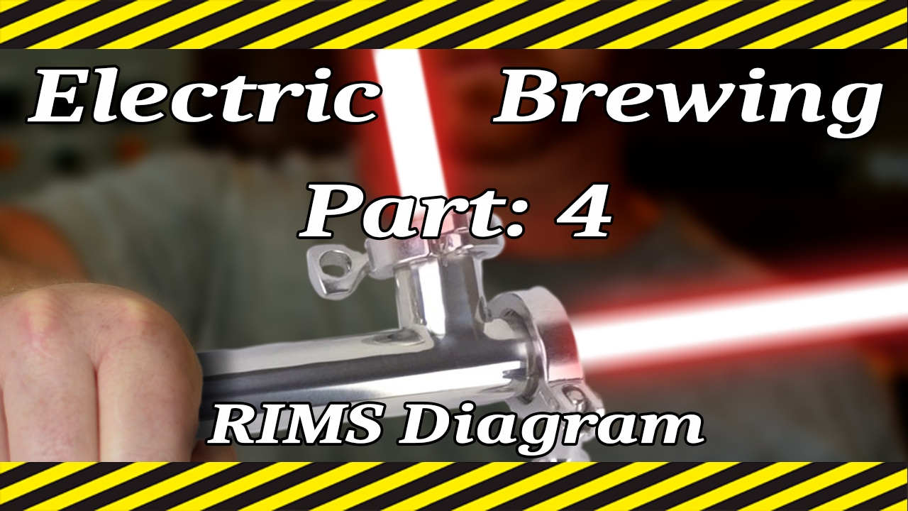 Electric Brewing Series Part 4 Rims System Or This How To Wire An Auber Pid For Element Control Electricbrewing Electricbrewery Rimstube