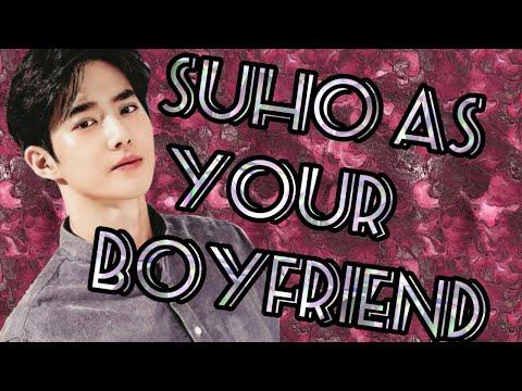 [IMAGINE] Suho as your Boyfriend