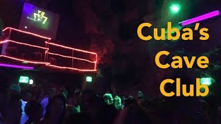 Trinidad's Famous Cave Club! - Cuba Vlog