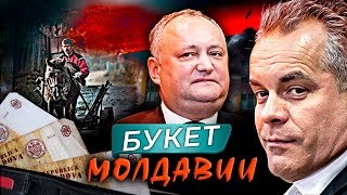 Букет Молдавии. Линия защиты