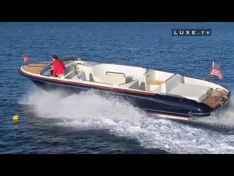 HODGDON Tender Hull 414 Open - Yachting - Luxe.TV.mp4