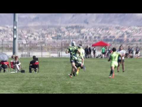 Seta's 2017 Las Vegas Rugby 7s HL