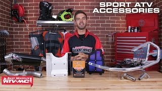 Top Sport ATV Accessories | 2016