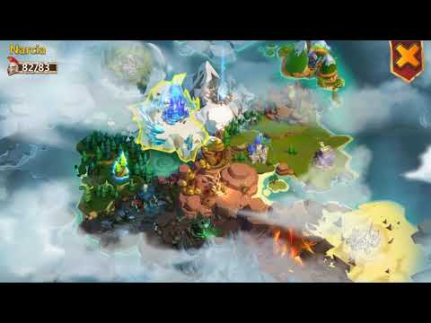 Castle Clash: Destiny For Begginers. Maxing Out A Hero And Some Good Tips. #TeraHelp 01