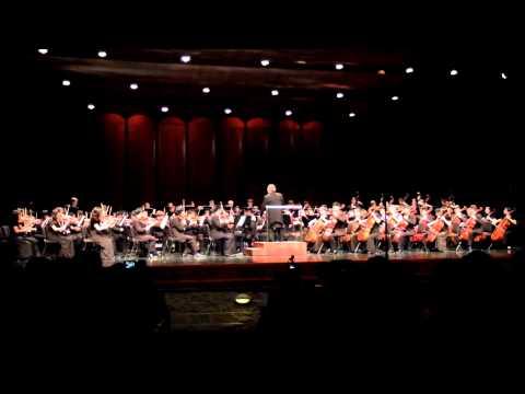 2014 11 15 TMEA Region 26 All-Region HS Orchestra - Arturo Marquez Danzon No  2
