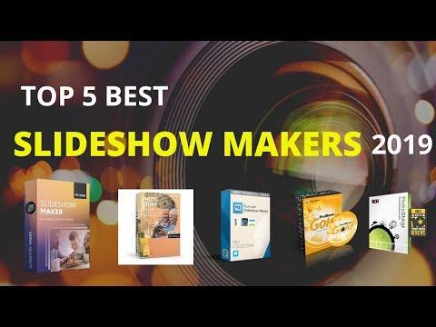 Top 5 Best Slideshow Makers 2019
