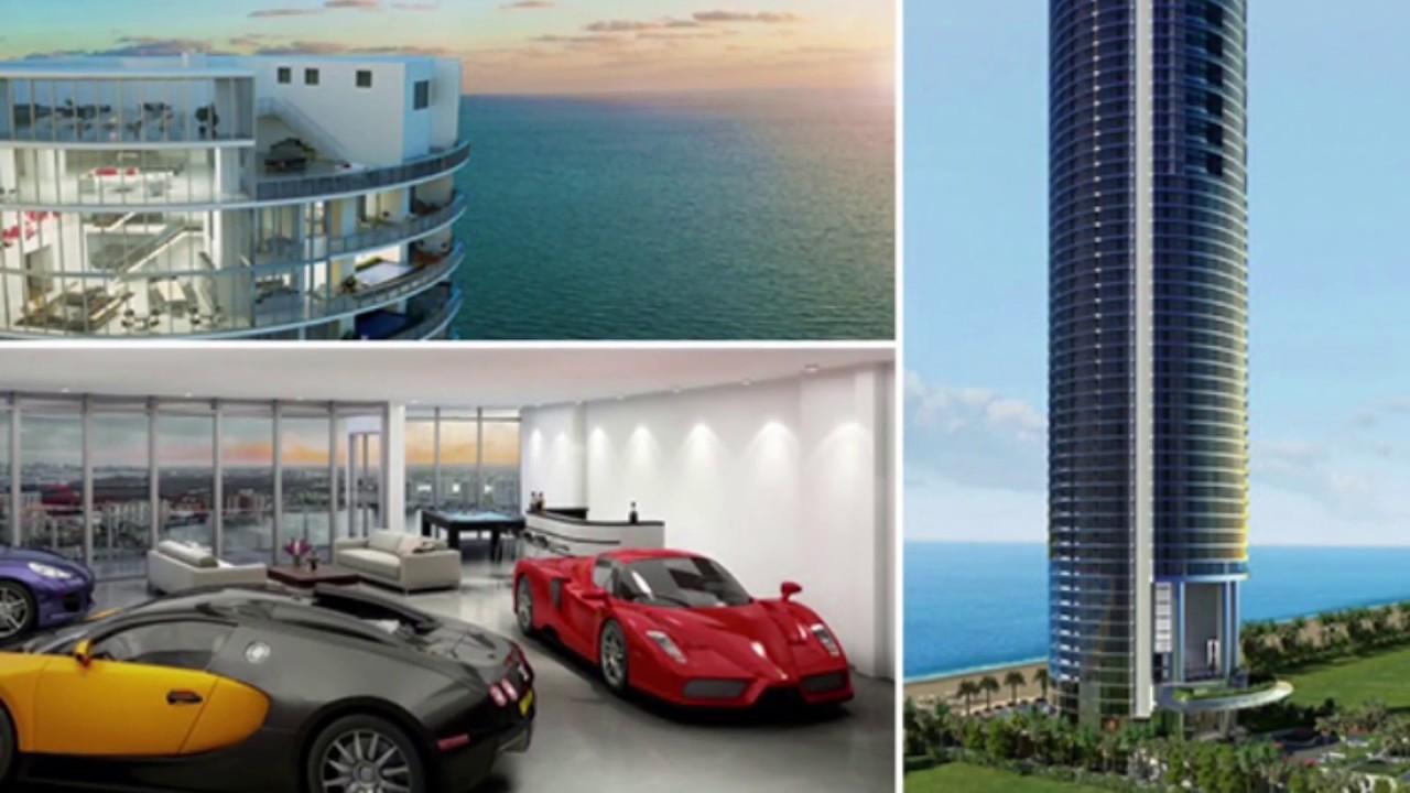 Porsche Design Tower >> Porsche Design Tower Suite 5605